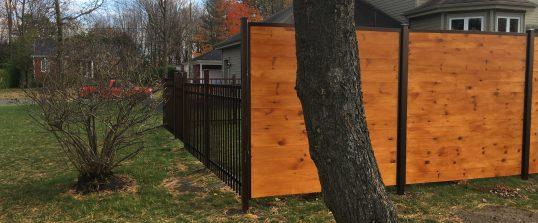 Autres clôtures